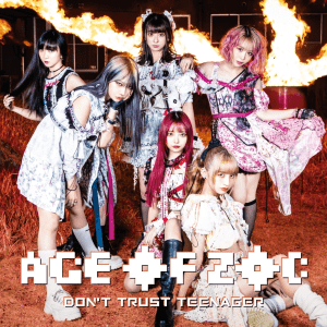 [DVD盤]AGE OF ZOC / DON'T TRUST TEENAGER