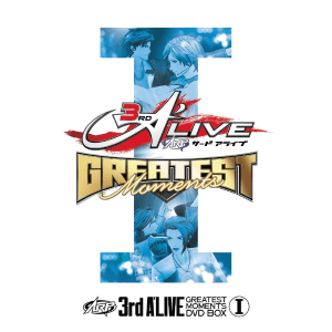 3rd A'LIVE GREATEST MOMENTS DVD BOX Ⅰ