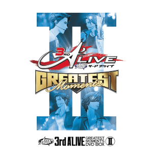 3rd A'LIVE GREATEST MOMENTS DVD BOX II