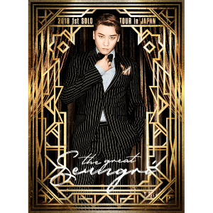 【DELUXE EDITION】SEUNGRI 2018 1ST SOLO TOUR [THE GREAT SEUNGRI] IN JAPAN
