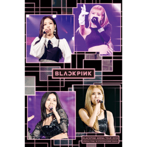 "【初回限定+GOODS盤】BLACKPINK ARENA TOUR 2018 ""SPECIAL FINAL IN KYOCERA DOME OSAKA"" (AVZY-58887~8 , AVZY-58889)"