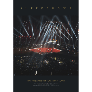 【通常盤】SUPER JUNIOR WORLD TOUR SUPER SHOW7 in JAPAN