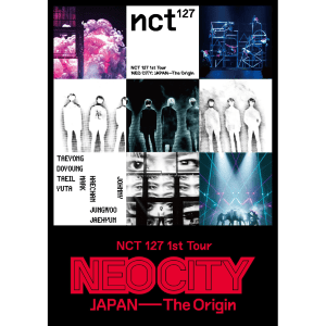 【通常盤】NCT 127 1st Tour 'NEO CITY : JAPAN - The Origin' (AVBK-79600~1 , AVXK-79602)