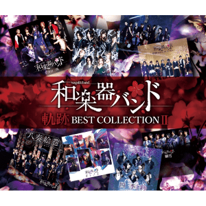 【MV盤】軌跡 BEST COLLECTION Ⅱ (AVCD-96469~70/B , AVCD-96471~2/B)