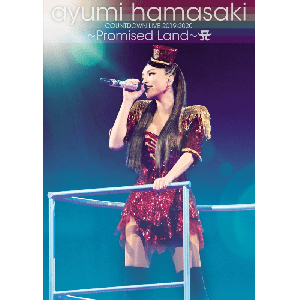 ayumi hamasaki COUNTDOWNLIVE 2019-2020 ~Promised Land~ A