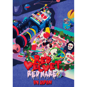 "Red Velvet 2nd Concert ""REDMARE"" in JAPAN"