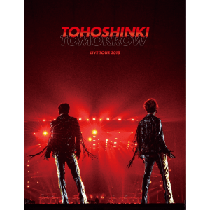 東方神起 LIVE TOUR 2018 ~TOMORROW~ (AVBK-79565~7 , AVXK-79568~9 , AVBK-79570~2 , AVXK-79573~4)